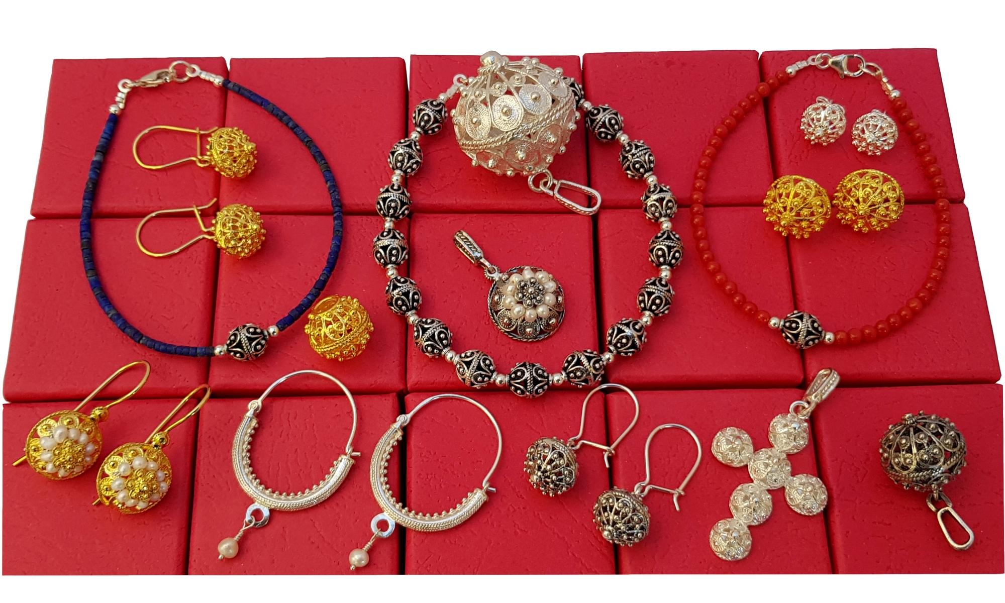 Traditional Croatian Jewelry